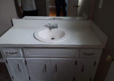 Vanity Sink -Before