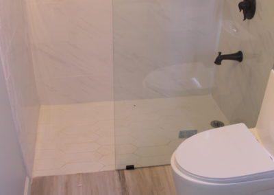 Master Tub & Shower - After