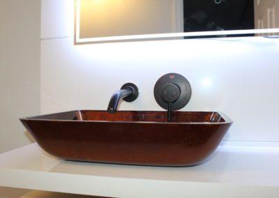 Sink & Mirror - After