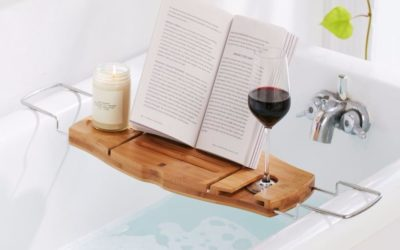 Top 5 Favorite Bathtub Books