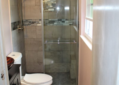 Norcoss Master Shower - After