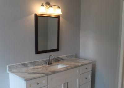 Johns Creek Master Bath Cabinets - After