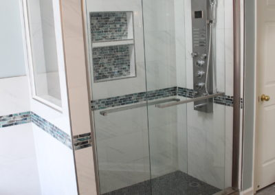 Lilburn Master Shower - After