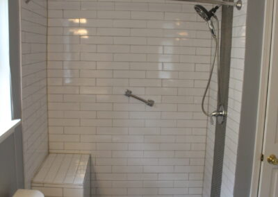 Lawrenceville Master Shower - After
