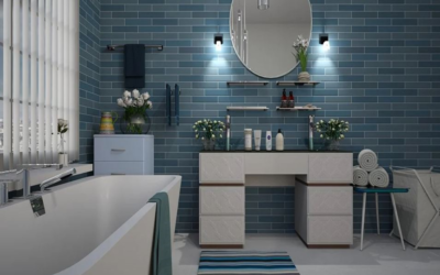Top Tips For Choosing A Bathroom Color Palette
