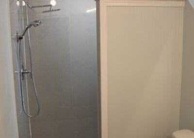 Lawrenceville Master Shower/Partition Wall - After