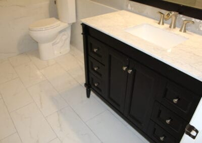 Grayson Master Bath Vanity/Floor - After
