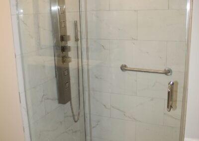 Grayson Master Shower/Glass Door/Shower Faucet - After