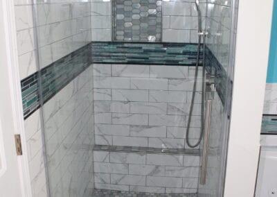 Loganville Master Shower - After