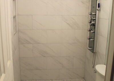 Lawrenceville Master Shower - After