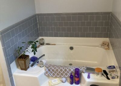 Conyers Master Tub - Before